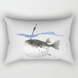 Take It Outside! Rectangular Pillow