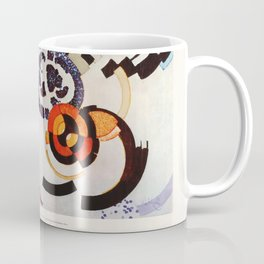 Frank Kupka Exhibition poster 1975 Coffee Mug