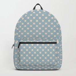"""tenugui""""shippou hamon"""" Backpack"""