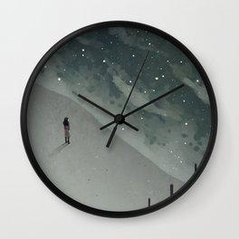 sea of stars Wall Clock
