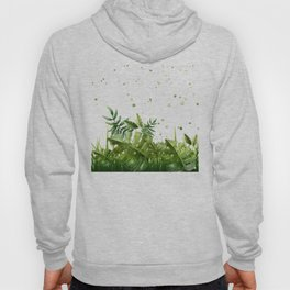 """""""Forest leaves and plants"""" Hoody"""