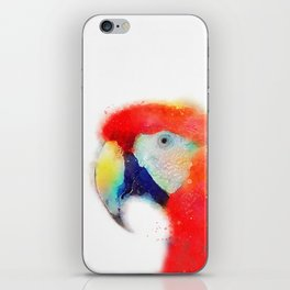 The Articulate - Parrot iPhone Skin