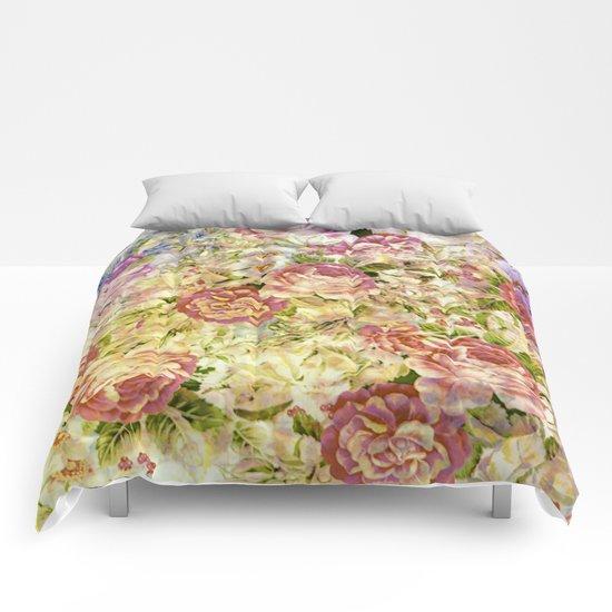 multifloral Comforters