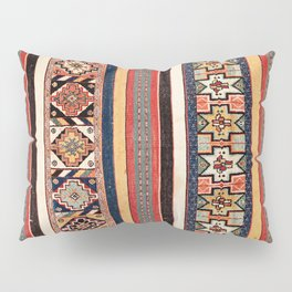 Salé  Antique Morocco North African Flatweave Rug Pillow Sham