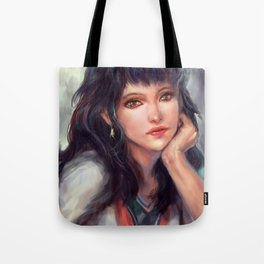 Thinking of a song... Tote Bag
