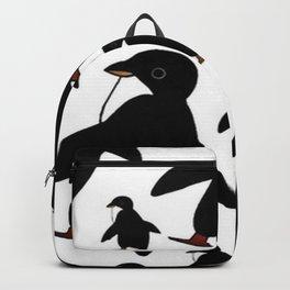penguin-54 Backpack