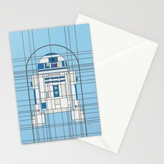 R2D2 Deco Droid Stationery Cards