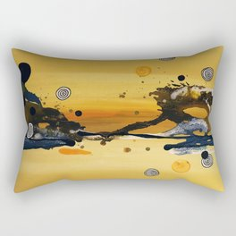 let the sun shine Rectangular Pillow