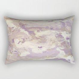 Purple Haze Rectangular Pillow