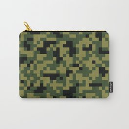 PIXEL CAMO Carry-All Pouch