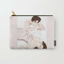 he sees you when you're sleeping Carry-All Pouch