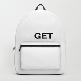 GET (SH)IT DONE/ GET IT DONE Backpack