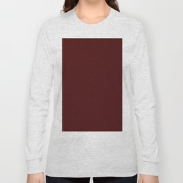 Bulgarian Rose Red Light Pixel Dust Long Sleeve T-shirt
