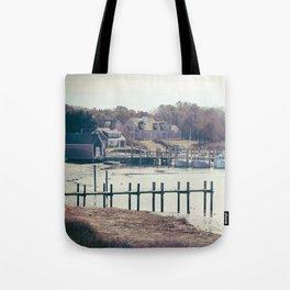 Wychmere Harbor, Harwich, Cape Cod, Massachusetts Tote Bag