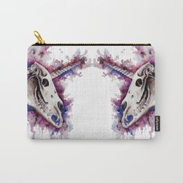 Unicorn skulls Carry-All Pouch
