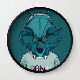 DON DOOM Wall Clock
