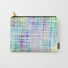 DP034-2 Colorful striped Carry-All Pouch