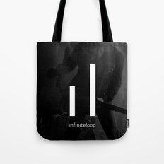 infiniteloop art Tote Bag