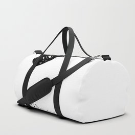Bubbling Musical Notes Duffle Bag