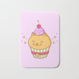 Cat Cake Bath Mat