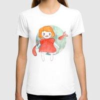 ponyo T-shirts featuring Ponyo by munieca