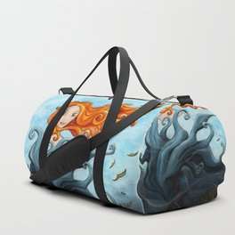 The Dryad of the King-Tree Duffle Bag