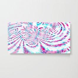 Blind Trip B Metal Print