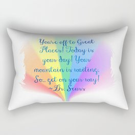 Today is Your Day! Rectangular Pillow