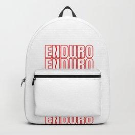 Enduro Motorcycle Motocross Supermoto MX Gift Backpack