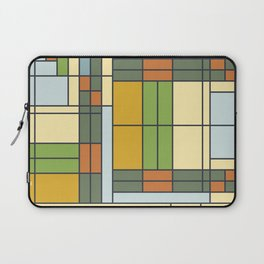 Frank lloyd wright pattern S01 Laptop Sleeve