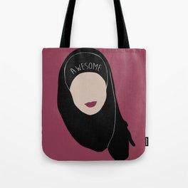 Sana Bakkoush - AWESOME Tote Bag