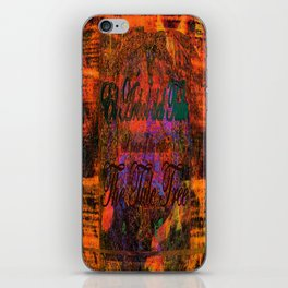 The Tule Tree iPhone Skin