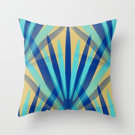 East of the River Nile Throw Pillow