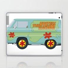 Mystery Machine - Scooby-Do!  I/III Laptop & iPad Skin