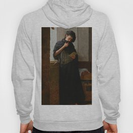 Longing Saudade By Almeida Junior 1899 Hoody
