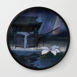 Mulan - Follow Your Heart Wall Clock