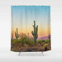 Desert / Scottsdale, Arizona Shower Curtain