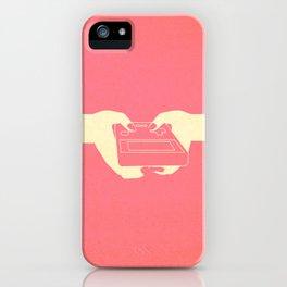 g-girl iPhone Case