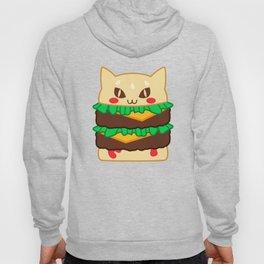 Celestial Cat Burger Hoody