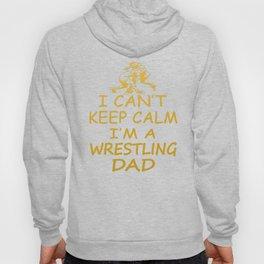 I'M A WRESTLING DAD Hoody