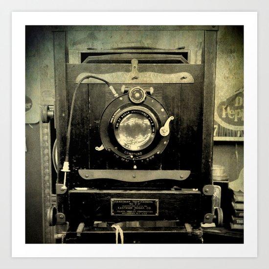 Kodak View Art Print