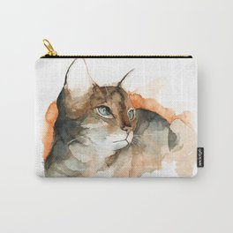 cat#10 Carry-All Pouch