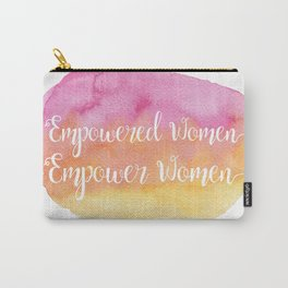 Empowered Women, Empower Women Carry-All Pouch
