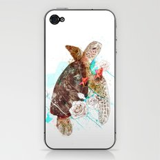 Tortuga iPhone & iPod Skin