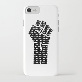 Black Lives Matter – Art – 03 iPhone Case