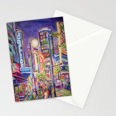 Granville At The Warehouse, Vancouver Stationery Cards