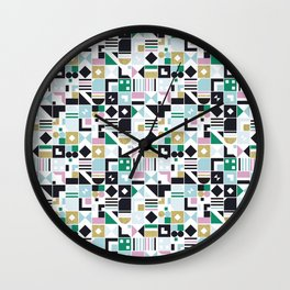 Squarely Wall Clock