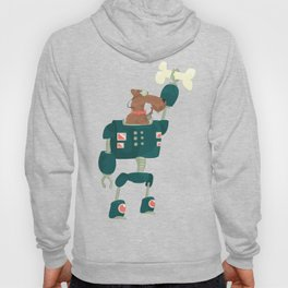 Airedale Robopuppy Hoody
