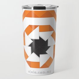oj.origami Travel Mug