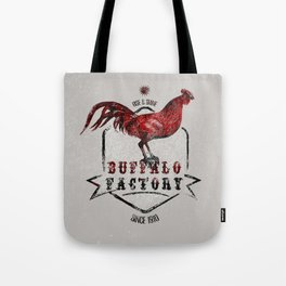 BUFFALO FACTORY  Rooster Tote Bag
